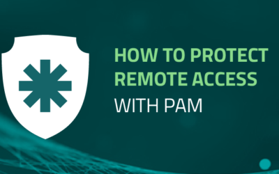 How to Protect Remote Access with PAM