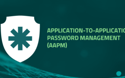 What is Application-to-Application Password Management (AAPM)?