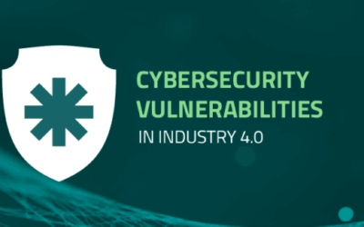 What are the main cybersecurity vulnerabilities in Industry 4.0