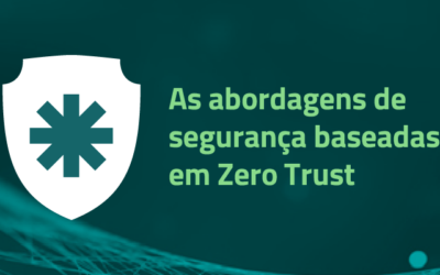 As abordagens de segurança baseadas em Zero Trust