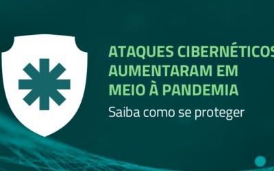 Ataques cibernéticos aumentaram em meio à pandemia, saiba como se proteger