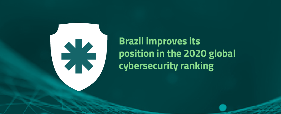 Brazil improves its position in the 2020 global cybersecurity ranking