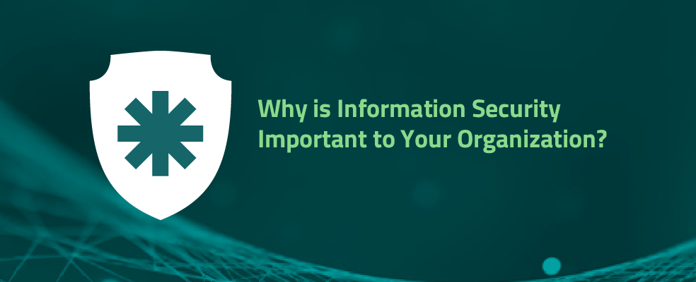 Why is Information Security Important to Your Organization?