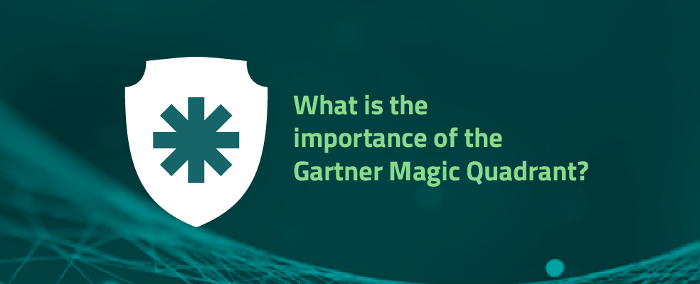 What is the importance of the Gartner Magic Quadrant?